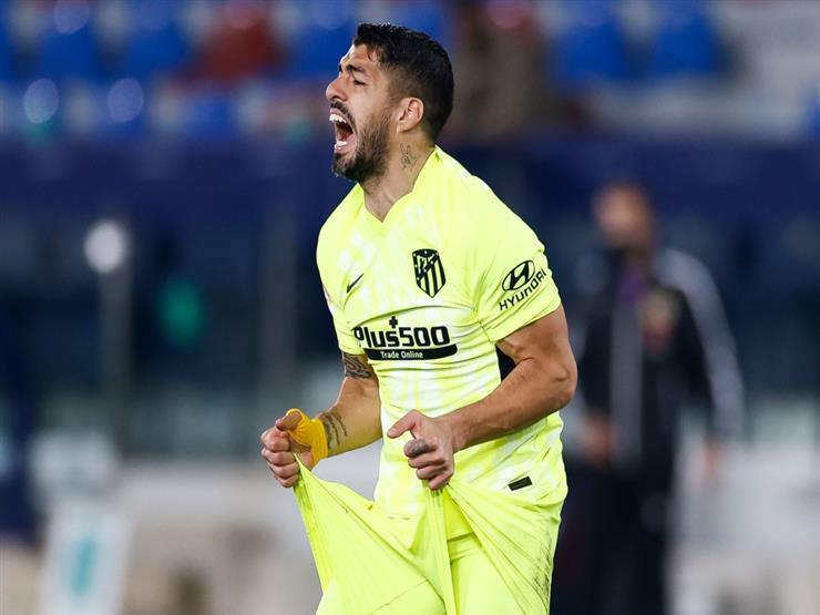 أتلتيكو مدريد يتعادل مع ليفانتي في الدوري الإسباني