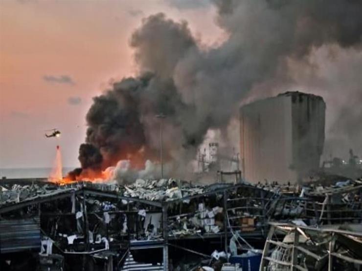 لبنان: عائلات ضحايا انفجار ميناء بيروت ينظمون وقفة للمطالبة بكشف نتائج التحقيقات