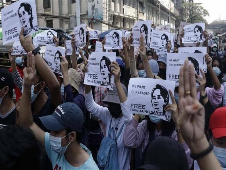 انقلاب ميانمار: بريطانيا تفرض عقوبات على قادة في جيش ميانمار