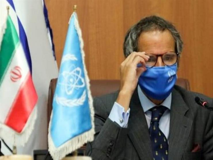 مدير الوكالة الدولية للطاقة الذرية في زيارة إلى طهران لمدة يومين