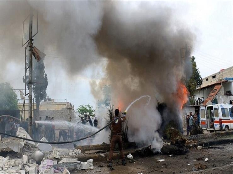 سوريا: مقتل 3 مدنيين وإصابة 10 آخرين في انفجار بسوق شعبي