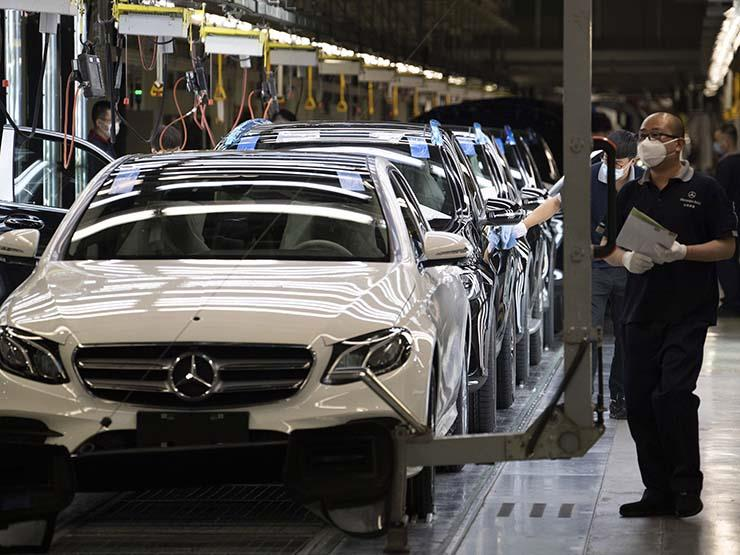 مرسيدس الألمانية تستدعى 40 ألف سيارة رياضية في أمريكا 2021_2_20_15_17_26_759