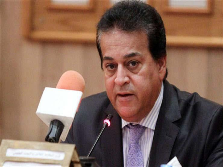 عبدالغفار يتلقى تقريرًا حول اجتماع لجنة نظم الجودة بالمنظمة الإفريقية للمترولوجيا