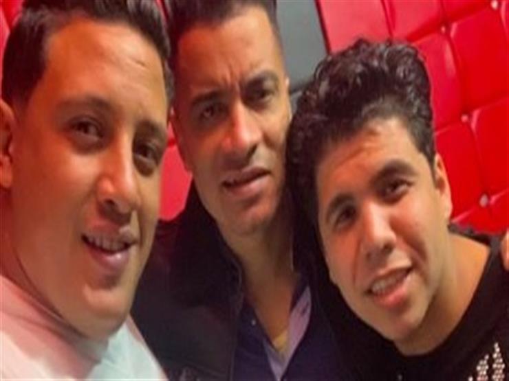 """""""يا نعيش عيشة فل يا نموت إحنا الكل """".. عمر كمال رفقة شاكوش وبيكا"""