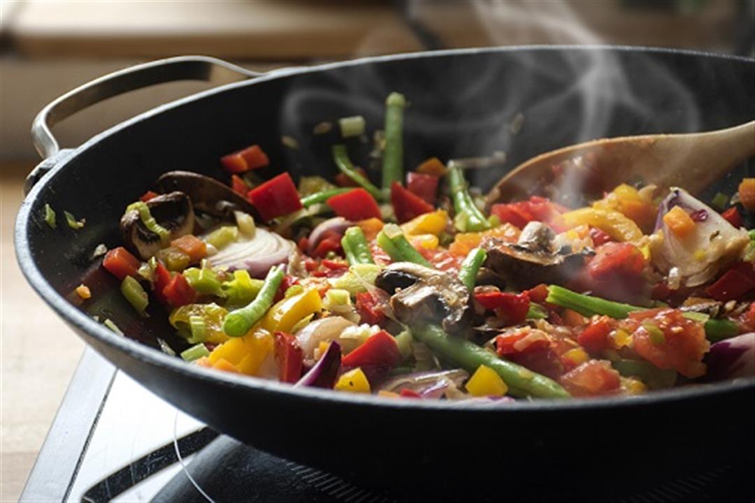 5 خضراوات تصبح صحية عند طهيها  (صور)