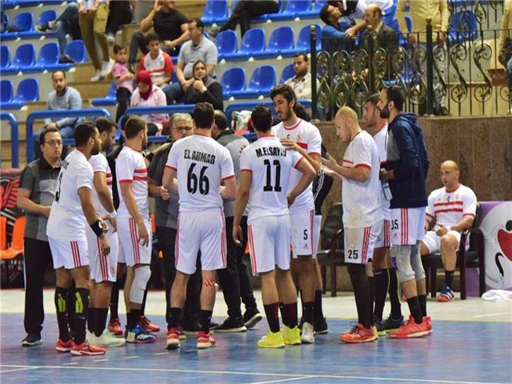 """حسين زكي: لاعبو """"يد الزمالك"""" يشعرون بالضيق.. والكرة الأخيرة كانت ستمنح الفريق البطولة"""
