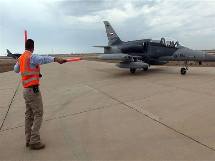 صواريخ تستهدف قاعدة بلد الجوية قرب العاصمة العراقية بغداد