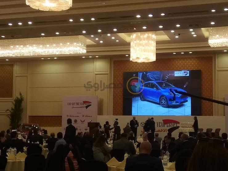 """إقامة الدورة الثالثة من """"Car of the Year Egypt"""" منتصف مارس"""
