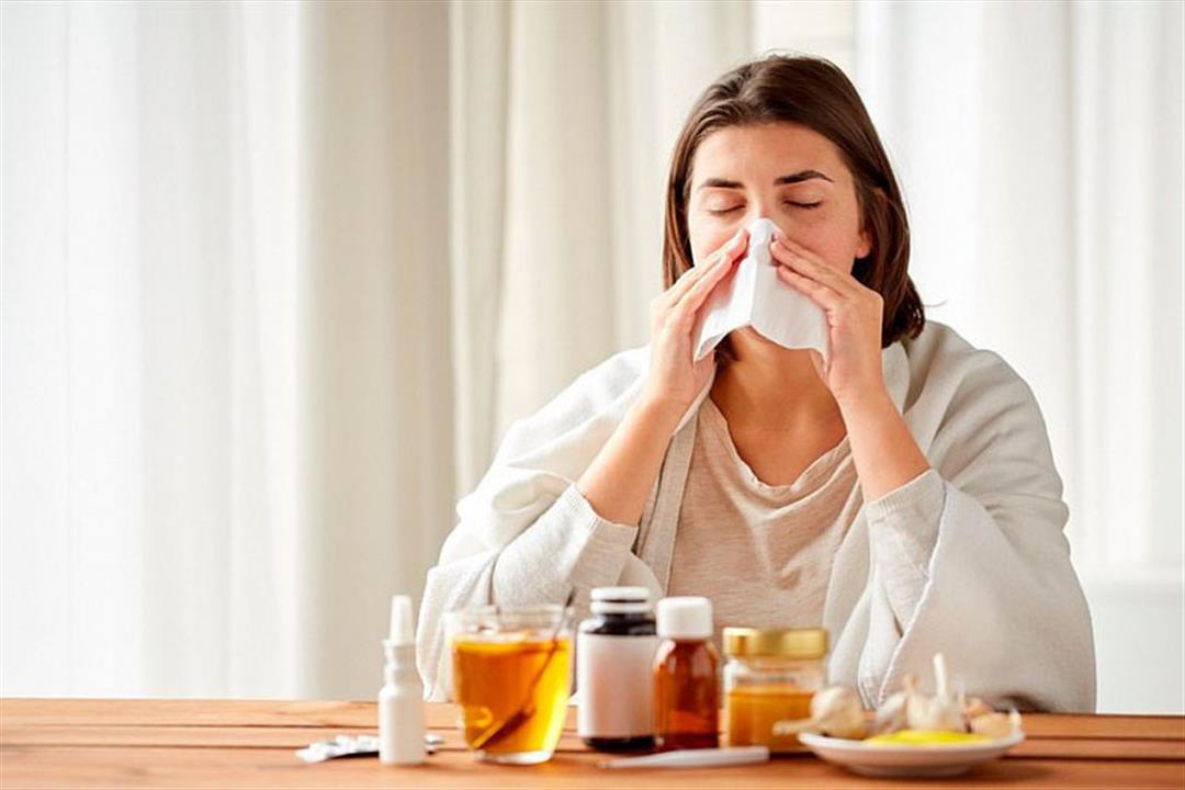 5 أطعمة ومشروبات عليك تجنبها أثناء الإصابة بالإنفلونزا (صور)