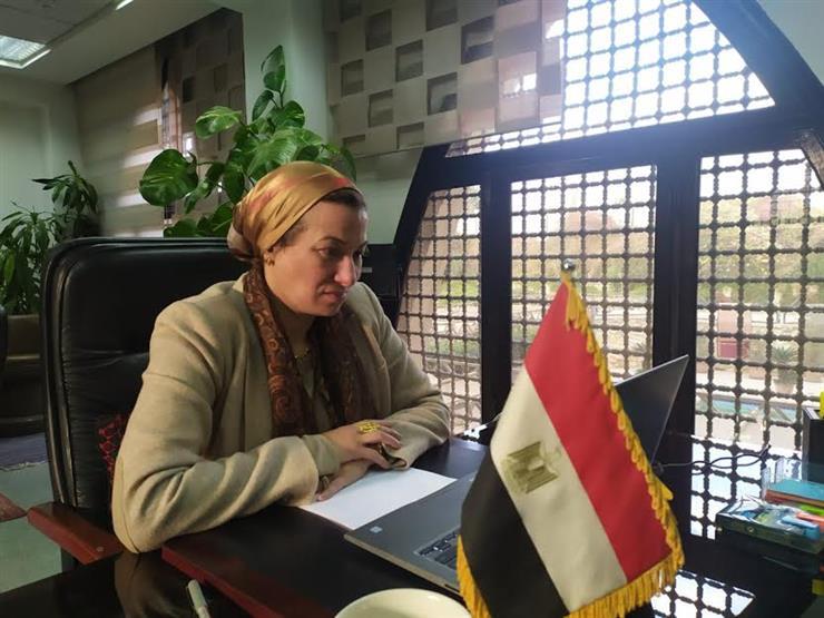 وزيرة البيئة ومحافظ القاهرة يناقشان الموقف التنفيذي لمنظومة المخلفات بالقاهرة