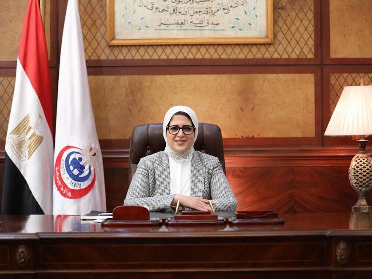 """وزيرة الصحة تستكمل حركة الترقيات: """"مجاهد"""" مساعدًا للوزيرة للإعلام الصحي"""