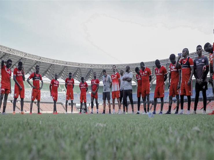 سيمبا يعلن تشكيل فريقه لمواجهة الأهلي بالأبطال