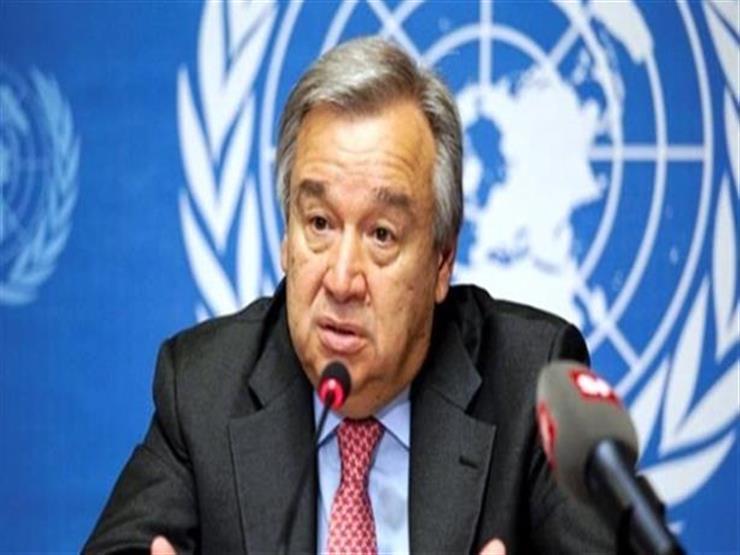 """جوتيريش: قطع الدعم عن اليمن بمثابة """"حكم بالإعدام"""""""