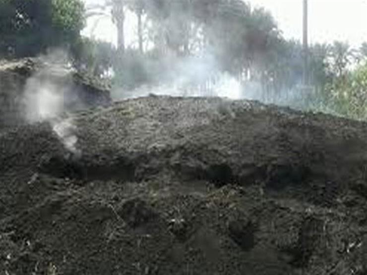 البيئة: حملة تفتيشية على مكامير الفحم بأجهور.. واتخاذ الإجراءات القانونية حيال المخالفين