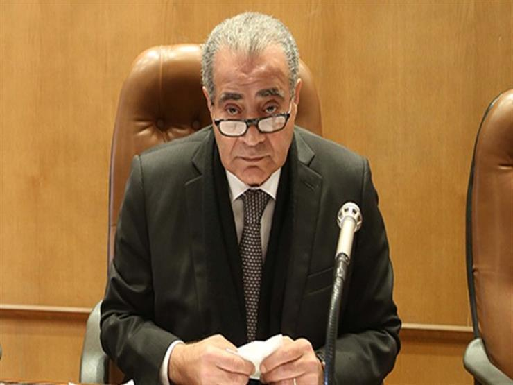 وزير التموين يتفقد مركزين لخدمة المواطنين بعد تطويرهما بمحافظة الشرقية