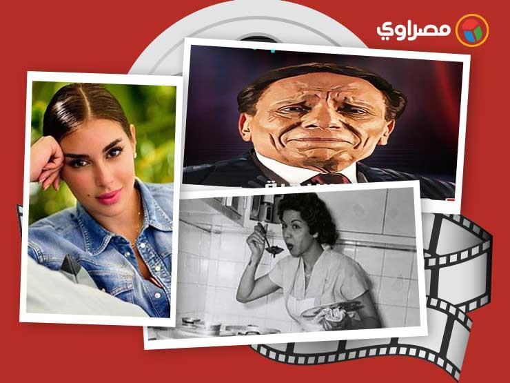 """النشرة الفنية  وفاة شاعر وحالة يوسف شعبان والسخرية من """"بنطلون"""" ياسمين صبري"""