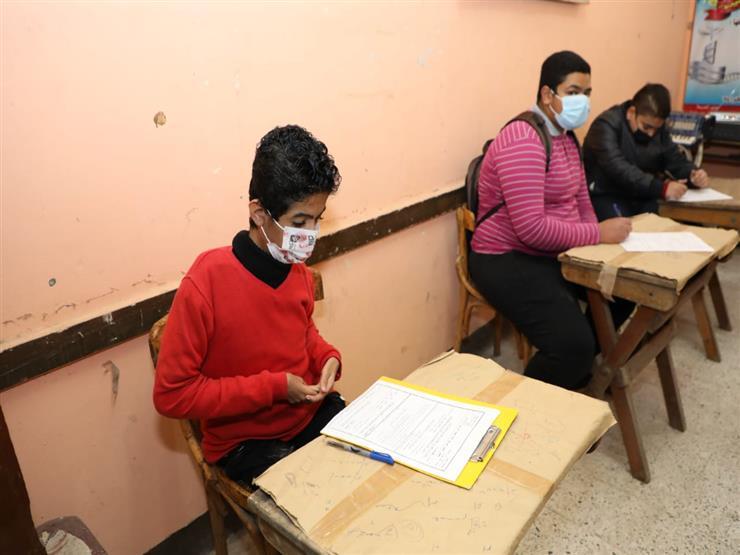 في أول يوم امتحانات.. طلاب أولى ثانوي يشتكون من ورقة المفاهيم