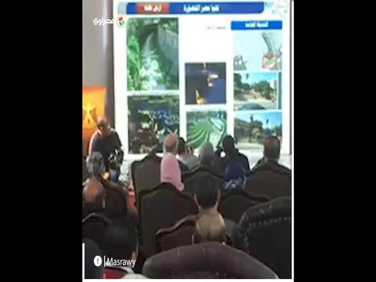 وزير النقل يستمع لشرح تفصيلي عن مشروع تحيا مصر في المنصورة وطلخا