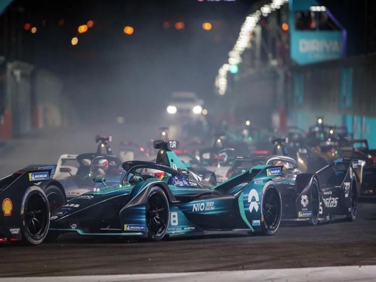 البريطاني سام بيرد يتوج بالجولة الثانية من فورمولا-E الدرعية 2021 السعودي