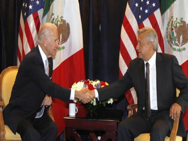 """الهجرة على طاولة المباحثات """"الافتراضية"""" بين بايدن والرئيس المكسيكي"""