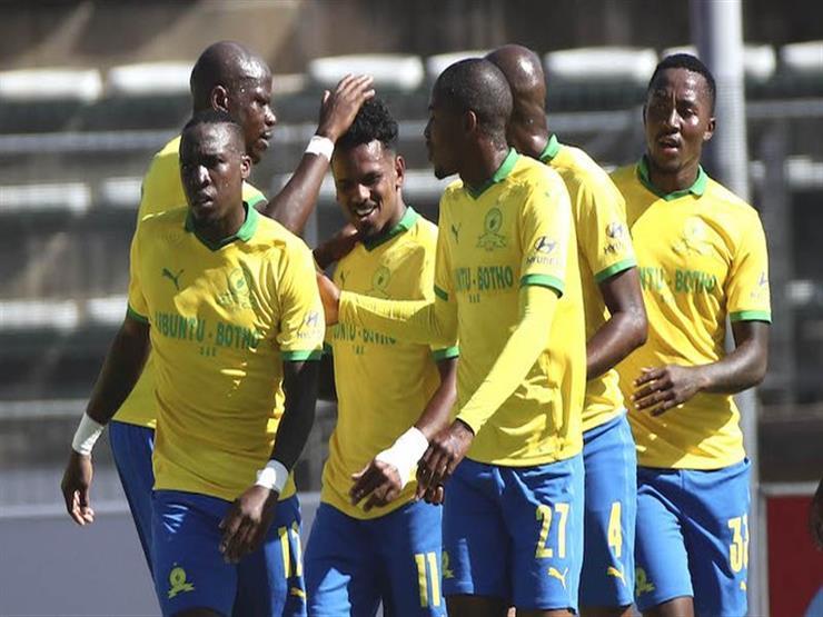 صن داونز يكتسح شباب بلوزداد بخماسية بدوري أبطال أفريقيا