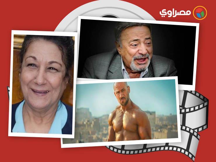 النشرة الفنية| وفاة يوسف شعبان وأحلام الجريتلي والحالة الصحية لأحمد مكي