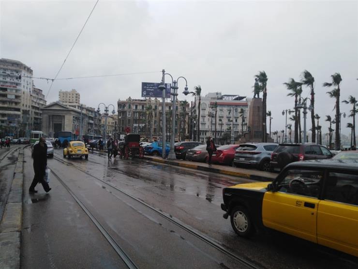 بعد تحذيرات الأرصاد الجوية.. محافظة الإسكندرية ترفع حالة الطوارئ