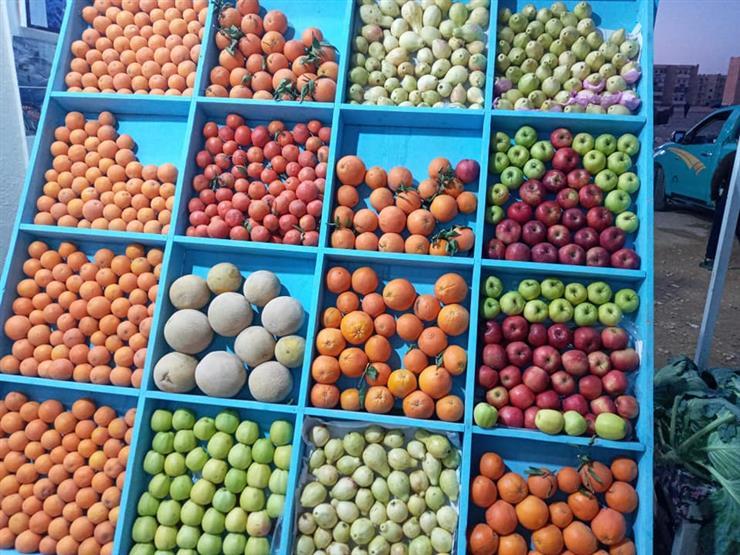 تراجع الكوسة وارتفاع الفاصوليا..أسعار الخضر والفاكهة بسوق العبور اليوم