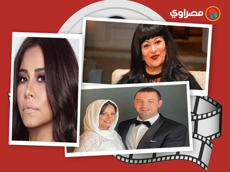 النشرة الفنية| عقد قران حلا شيحة ومعز مسعود وتأجيل حفل شيرين ووفاة الإذاعي صالح مهران
