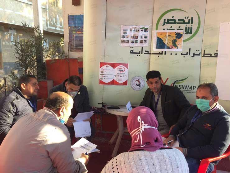 وزارة البيئة: استمرار جهود التوعية بقرية صفط تراب