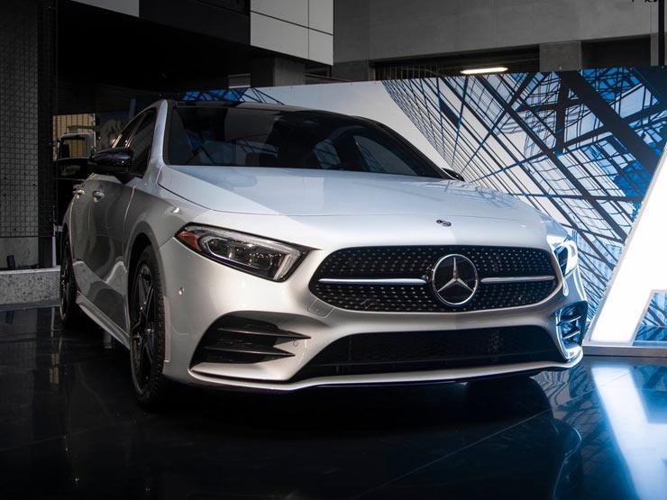 """صورة """"A180"""" أرخص سيارات مرسيدس بنز في مصر 2021 (أسعار ومواصفات)"""