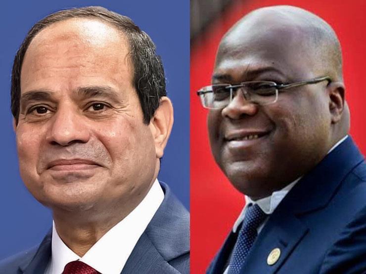 تعزيز العلاقات الاقتصادية.. السيسي يتلقى اتصالًا من رئيس الكونغو الديمقراطية