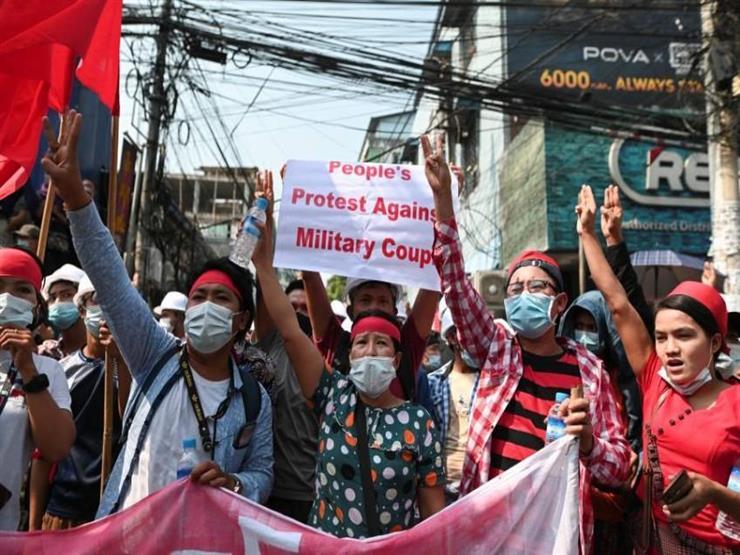 أكثر من 700 مدني قتلوا في ميانمار منذ انقلاب فبراير