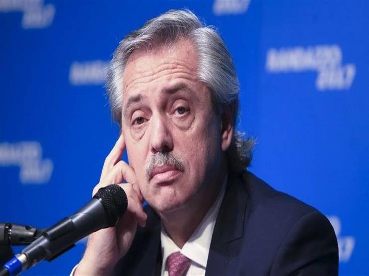 الرئيس الأرجنتيني يبحث مع مسؤولين أمريكيين الحصول على لقاحات كورونا