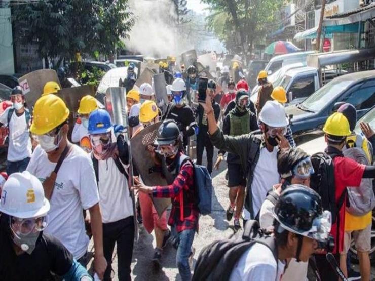 منظمات دولية تدعو إلى فرض حظر أسلحة على ميانمار