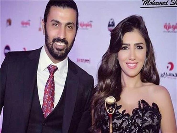 """محمد سامي عن تعرضه ومي عمر للهجوم: """"في ناس عاوزة تبقى مكاننا"""" (فيديو)"""