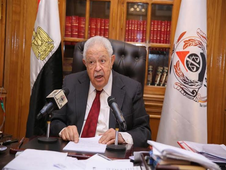 نقيب المحامين: تقديم 4 بلاغات جديدة للنائب العام السبت المقبل