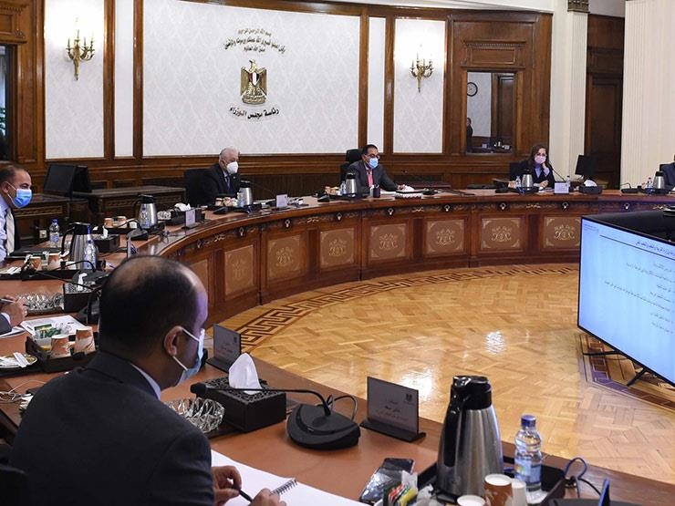 معلومات الوزراء: 6% زيادة في الصادرات غير البترولية خلال الربع الأول من 2021