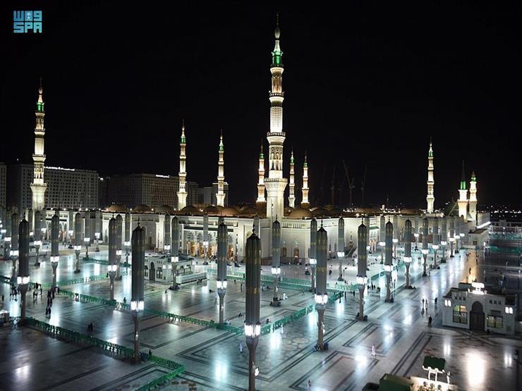 """السعودية تطلق تقنية """"المصليات الشاغرة"""" لقاصدي المسجد النبوي"""