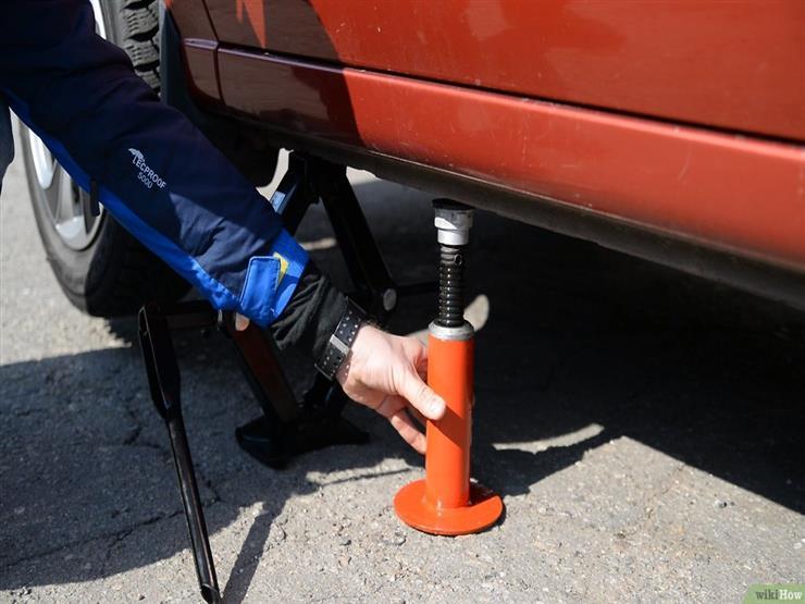 6 خطوات بسيطة لاستخدام آمن لرافعة السيارة