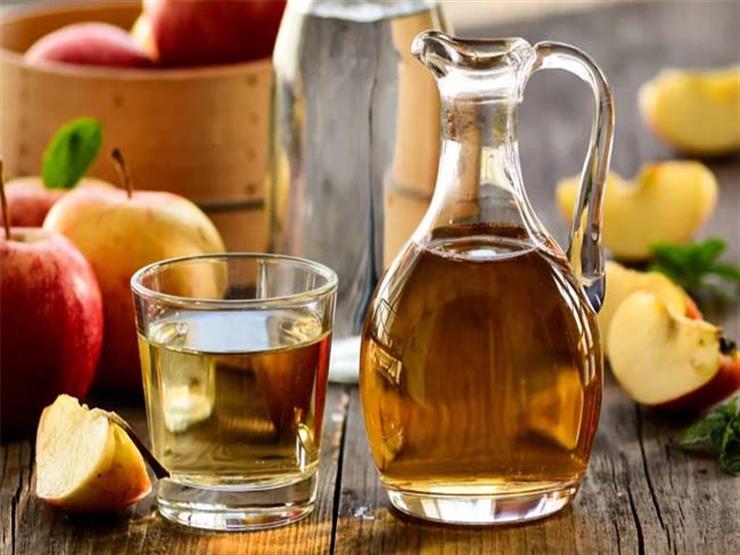 صباحًا أم مساءً؟.. ما أفضل وقت لتناول خل التفاح للتخلص من دهون البطن؟