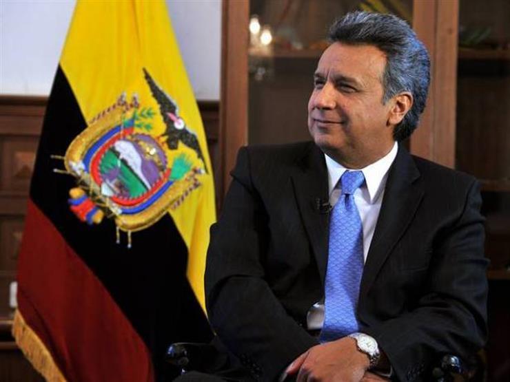 لجنة بمجلس الشيوخ الأمريكي تصدر قرارا يدعم مورينو رئيس الإكوادور