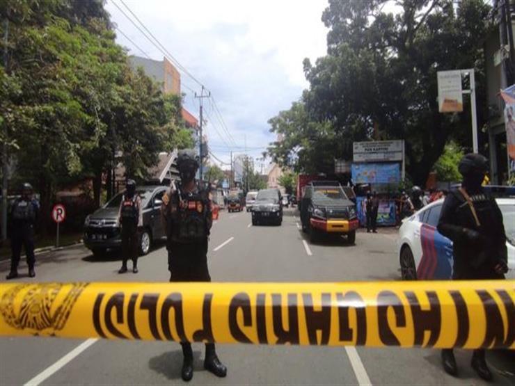 إندونيسيا: مقتل إرهابية بالرصاص داخل مقر الشرطة الوطنية بالعاصمة