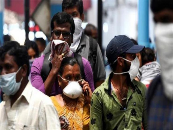 الهند تسجل 18 ألفا و795 إصابة جديدة بفيروس كورونا خلال 24 ساعة