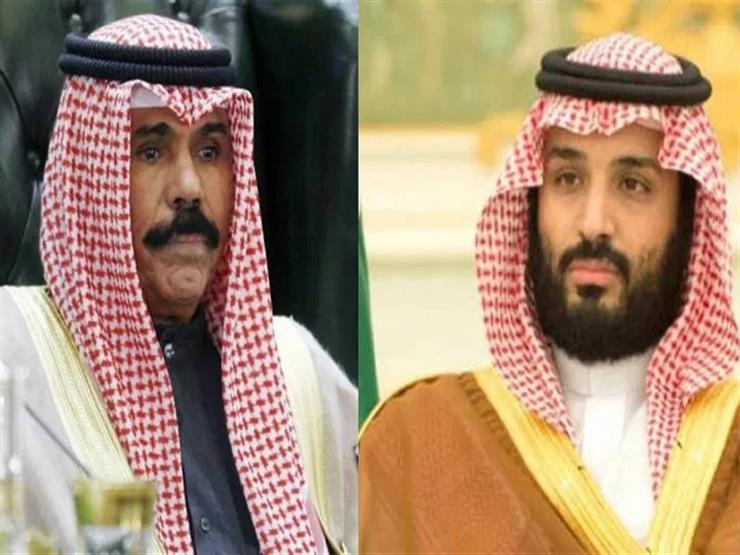 """أمير الكويت وولي العهد السعودي يبحثان هاتفيا مبادرة """"الشرق الأوسط الأخضر"""""""