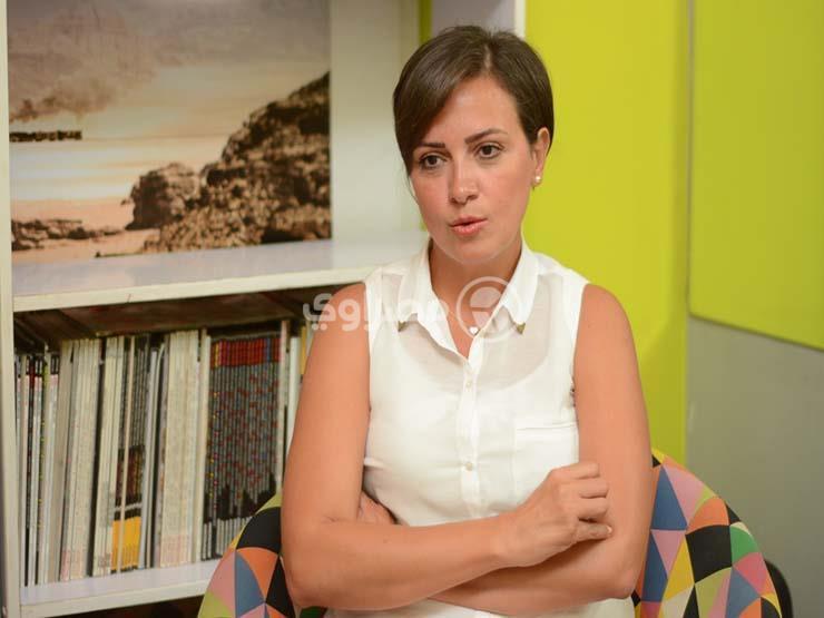 """ريهام عبدالغفور عن شخصيتها بـ""""قصر النيل"""": """"بقالي سنين ما عملتش الست الأرستقراطية"""""""