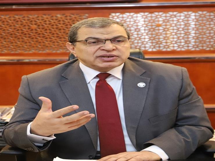 القوى العاملة: تحويل 6.2 جنيه مستحقات العمالة المصرية المغادرة للأردن