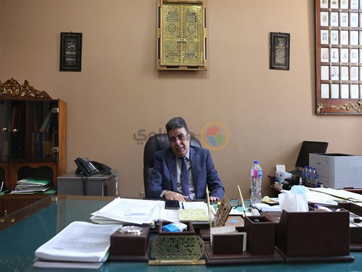 رئيس الضرائب العقارية: إقبال غير عادي على تقديم الإقرارات وهذه رسالتي للمواطنين (فيديو)