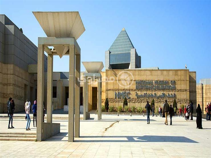 بمناسبة موكب المومياوات.. تخفيضات على المستنسخات الأثرية وكتالوج متحف الحضارة