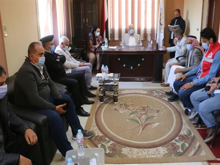 محافظ جنوب سيناء: نخبة من المسئولين والإعلاميين  للاحتفال بالذكرى 32 لعودة طابا